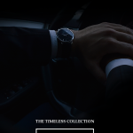 The Timeless Collection Banner mobile